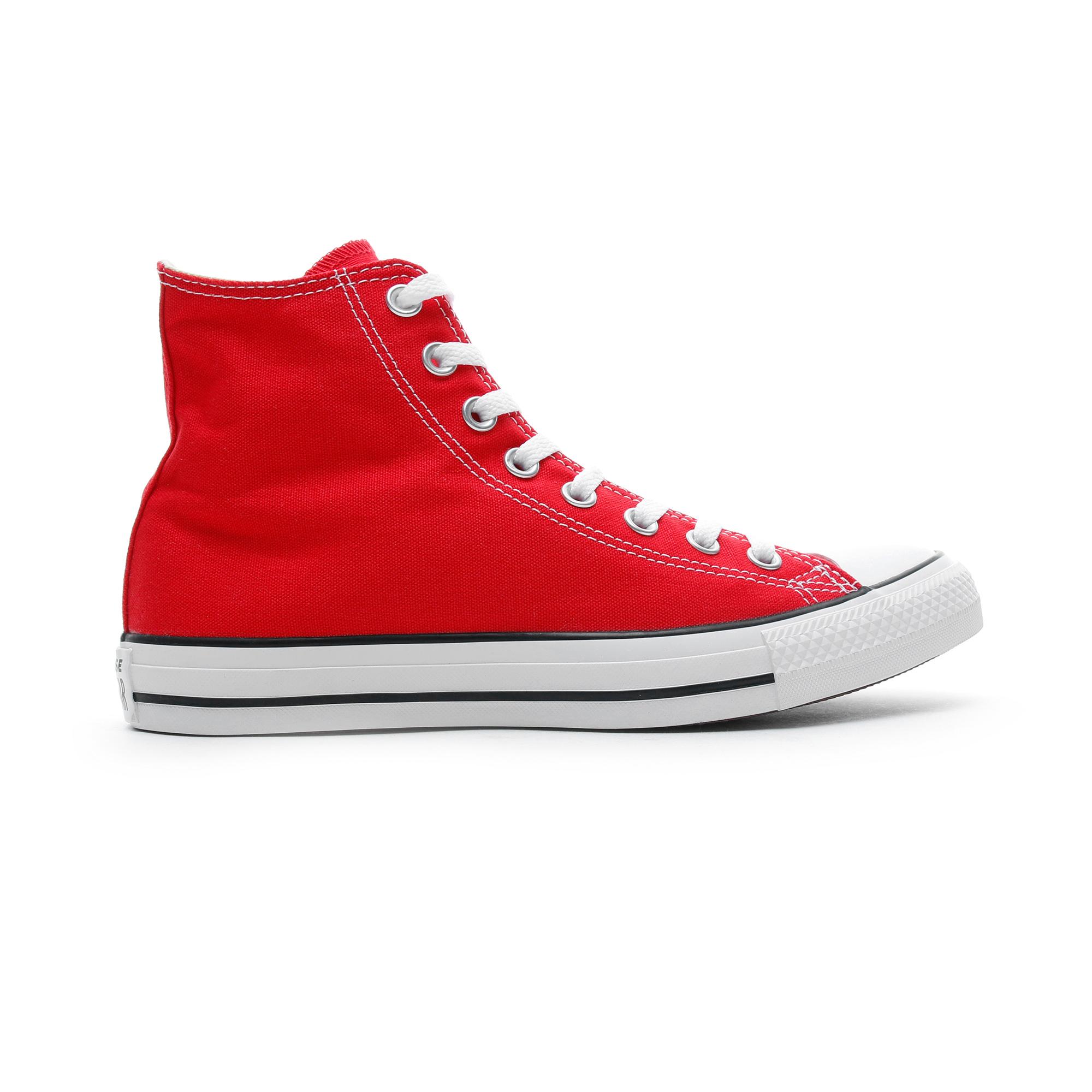 Converse Chuck Taylor All Star Hi Unisex Kırmızı Sneaker