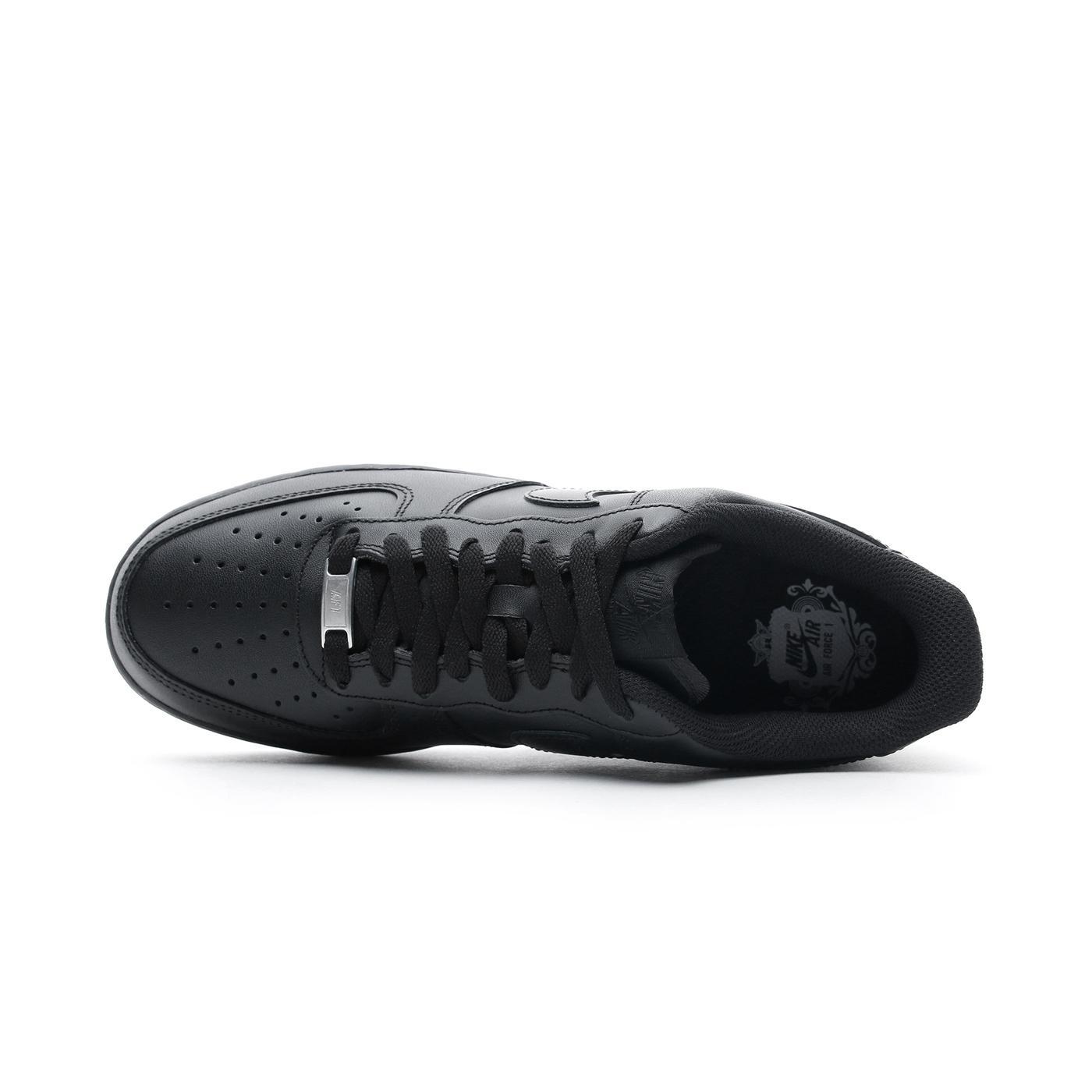 Nike Air Force 1 07 Unisex Siyah Spor Ayakkabı