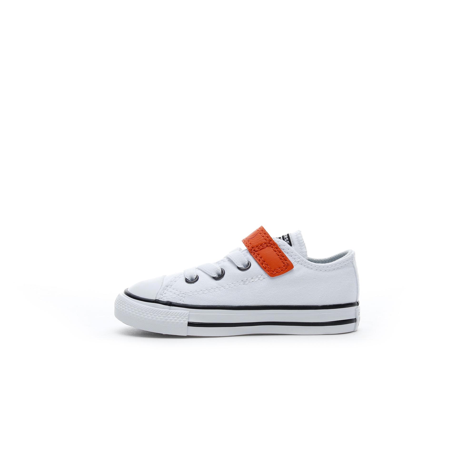 Converse x Frozen Chuck Taylor All Star Çocuk Beyaz Sneaker