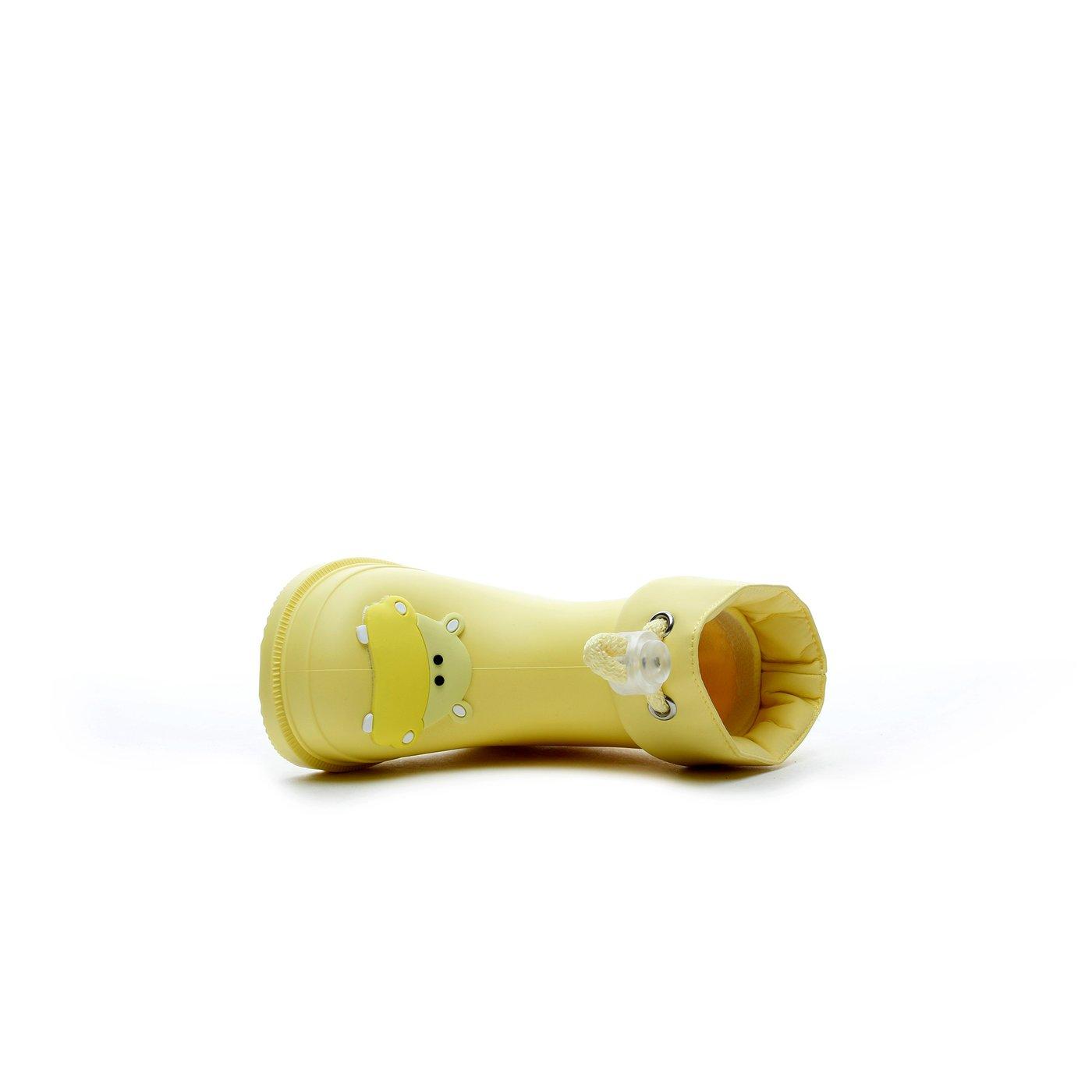 Igor Bimbı Hipo Sarı Çocuk Yağmur Botu