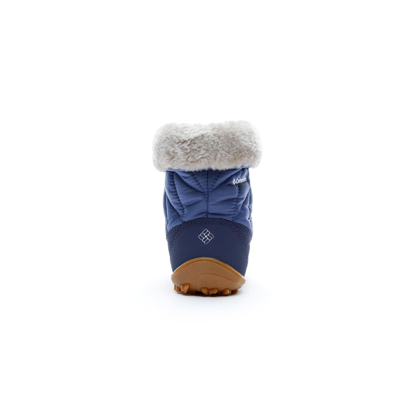 Columbia Youth Minx Shorty Omni-Heat Waterproof Mor Çocuk Bot