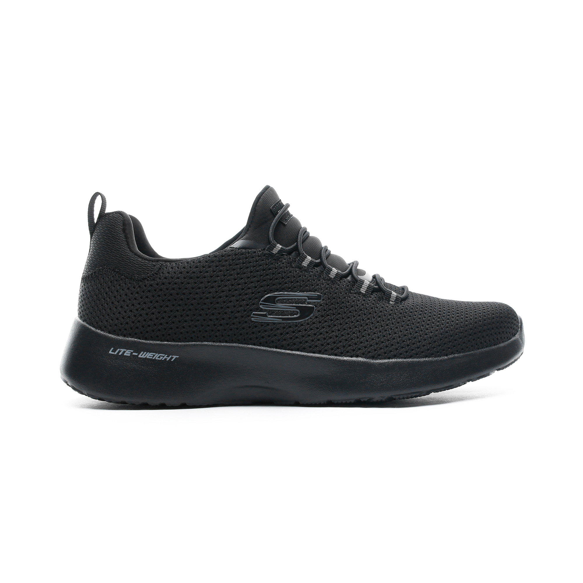Skechers Dynamight Erkek Siyah Spor Ayakkabı