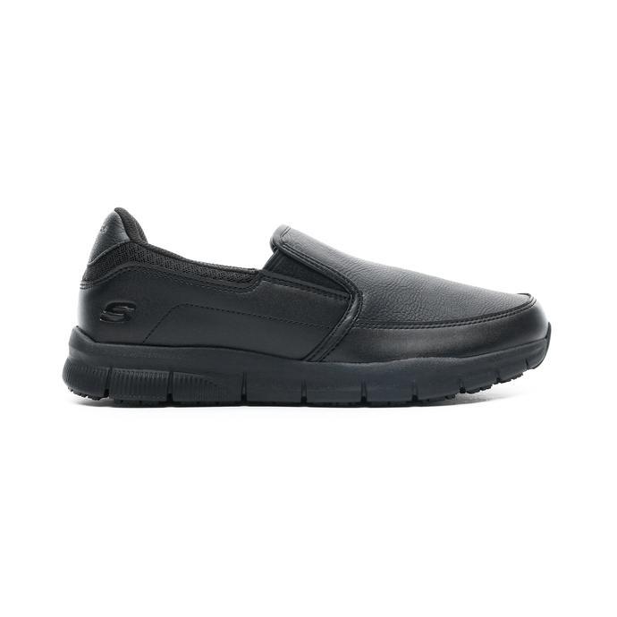 Skechers Nampa Erkek Siyah Spor Ayakkabı