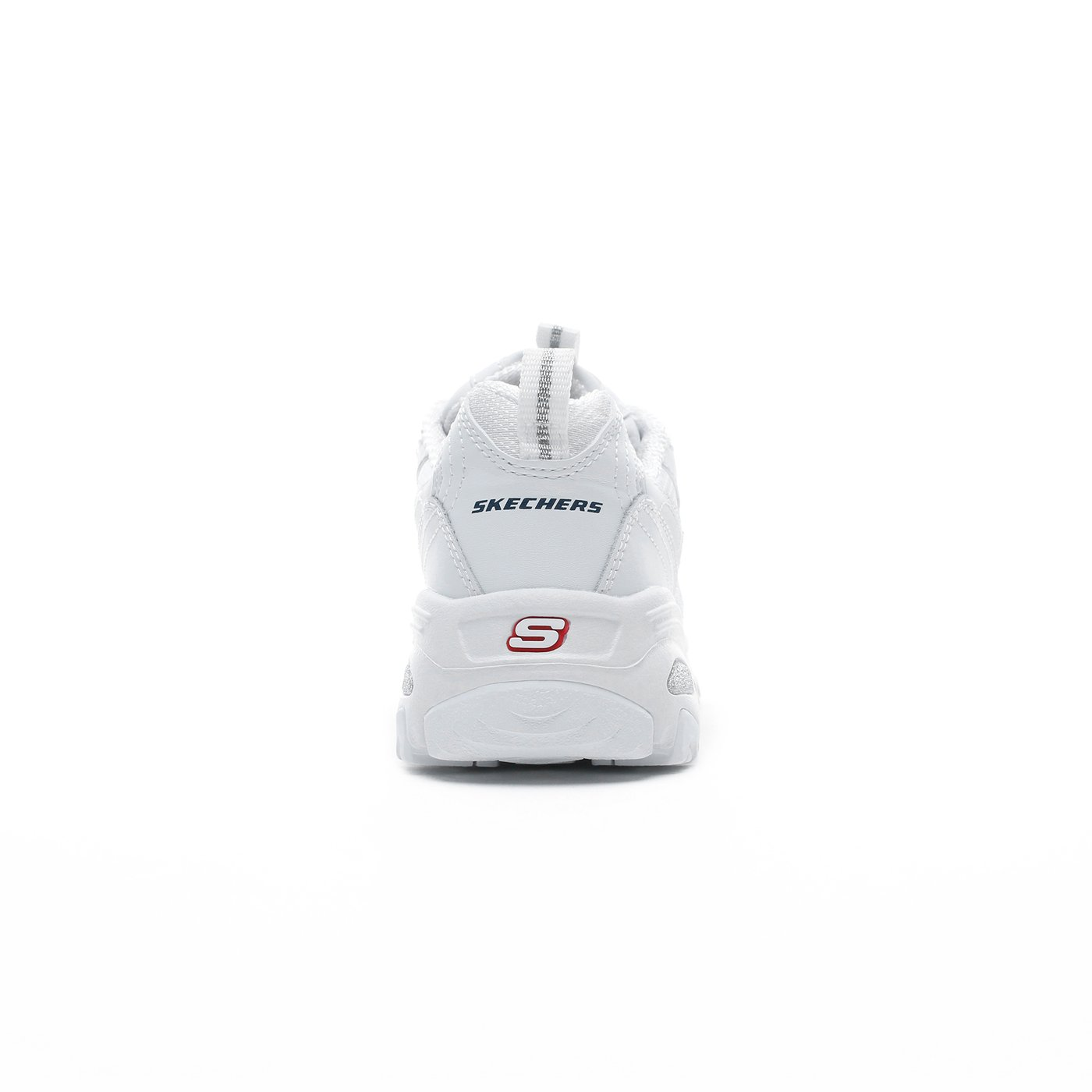 Skechers D'Lites - Fresh Start Kadın Beyaz Spor Ayakkabı