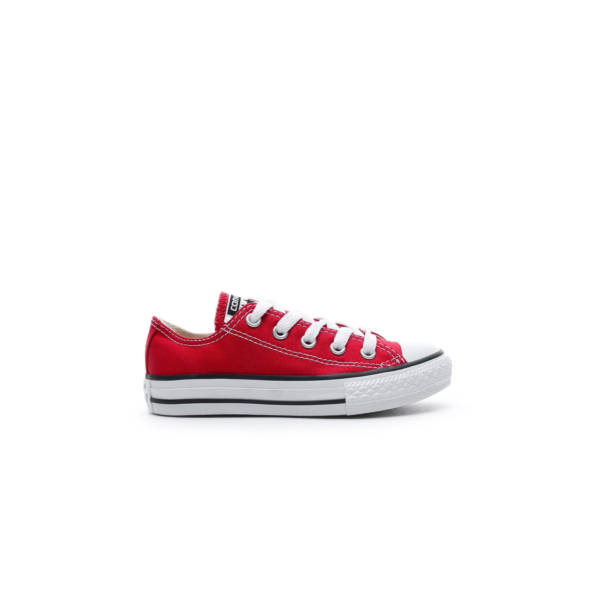 Converse Chuck Taylor All Star Çocuk Kırmızı Sneaker