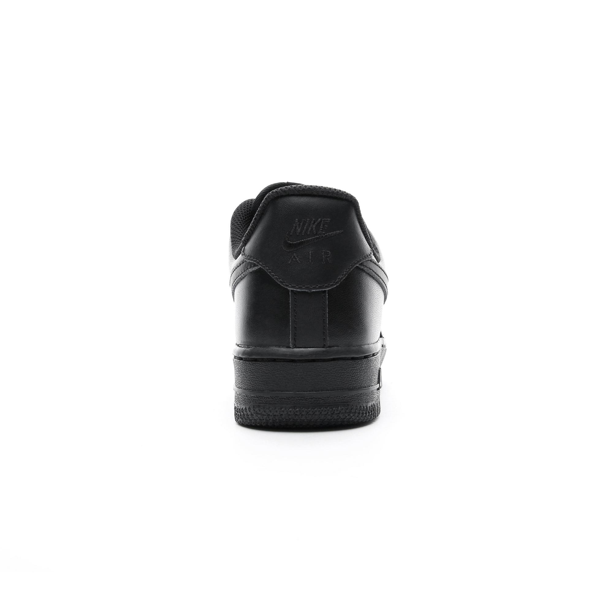 Nike Air Force 1 '07 Kadın Siyah Sneaker