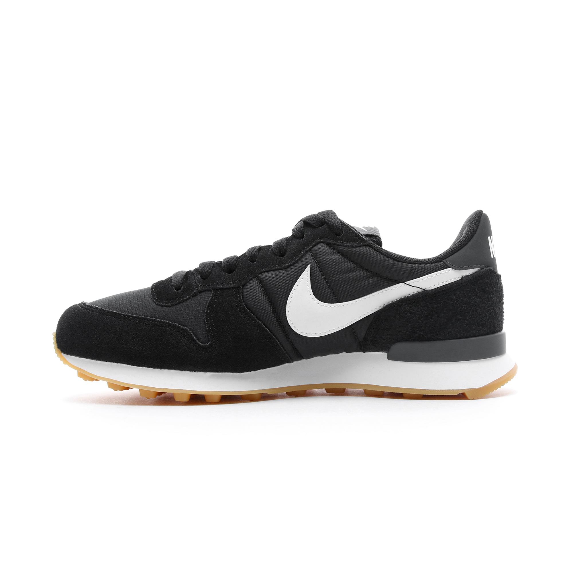 Nike Internationalist Kadın Siyah Sneaker