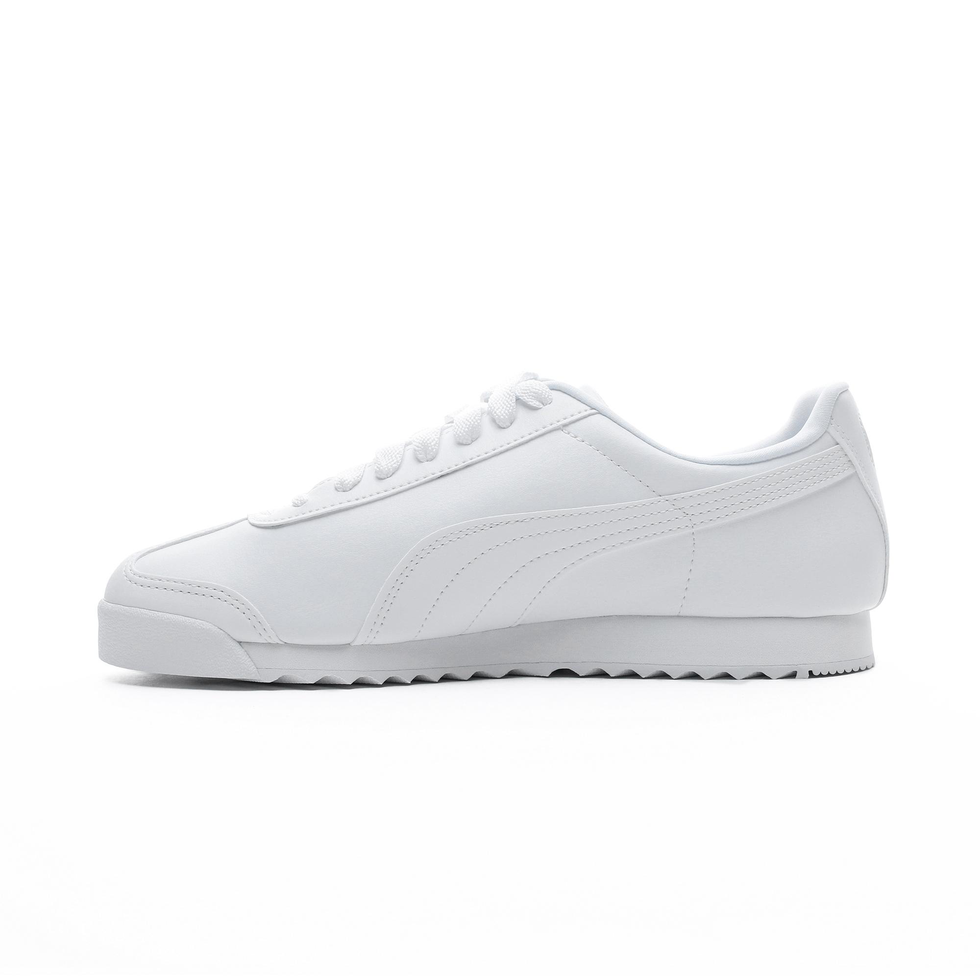 Puma Roma Basic Erkek Beyaz Spor Ayakkabı