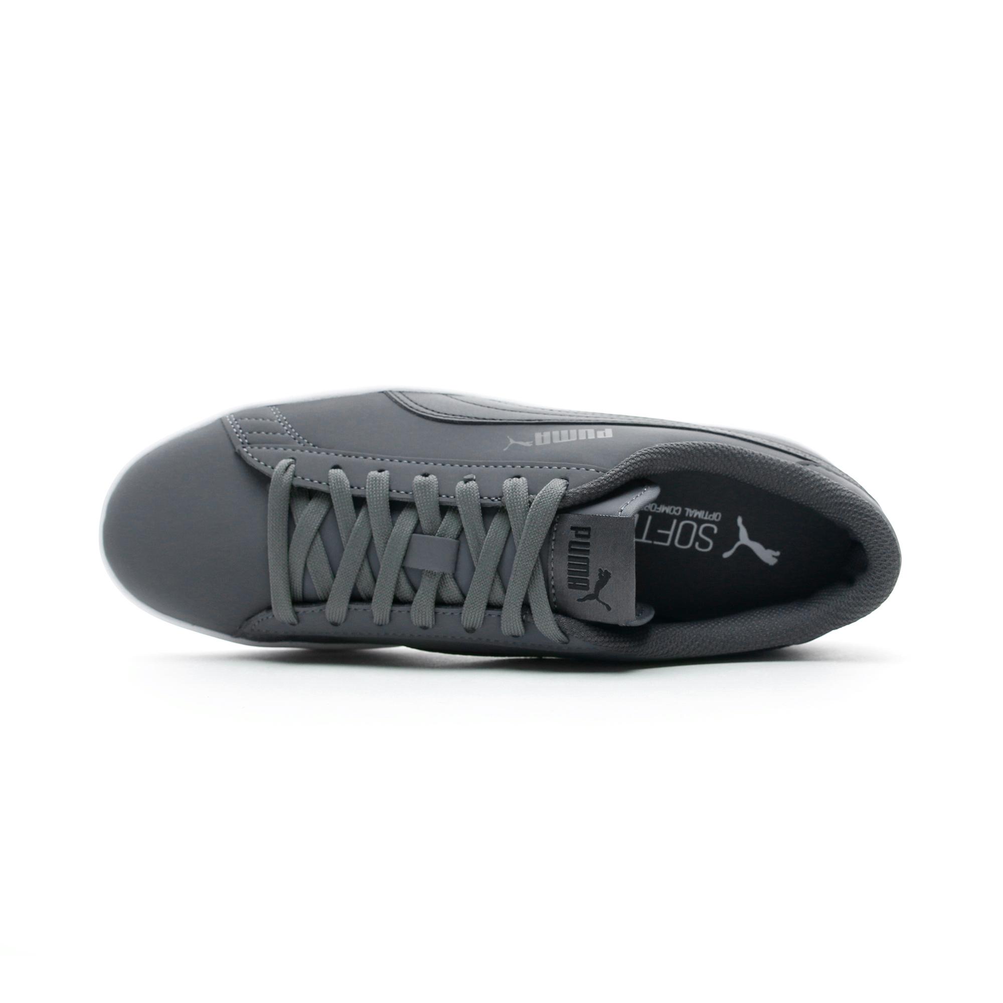Puma Smash V2 Buck Erkek Siyah Spor Ayakkabı