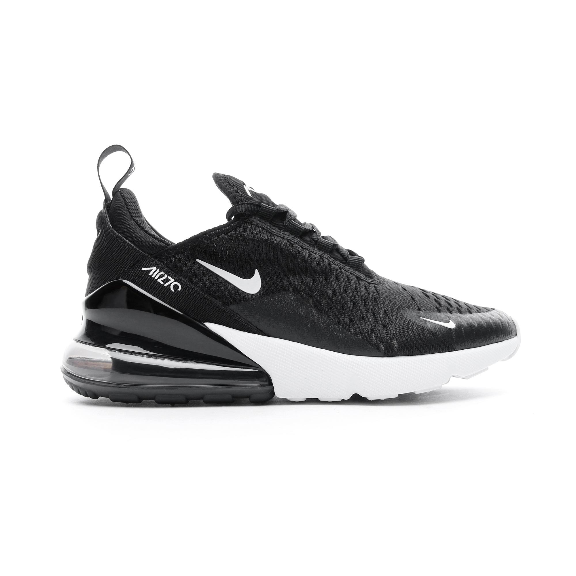 Nike Air Max 270 Unisex Siyah Spor Ayakkabı