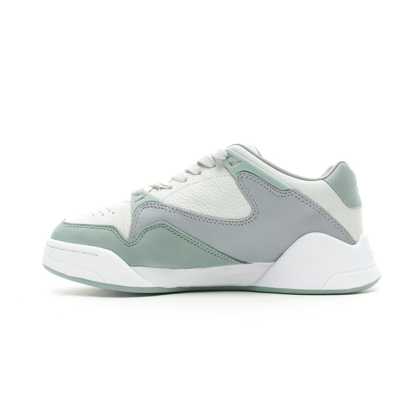 Lacoste Court Slam 219 1 Kadın Yeşil Spor Ayakkabı
