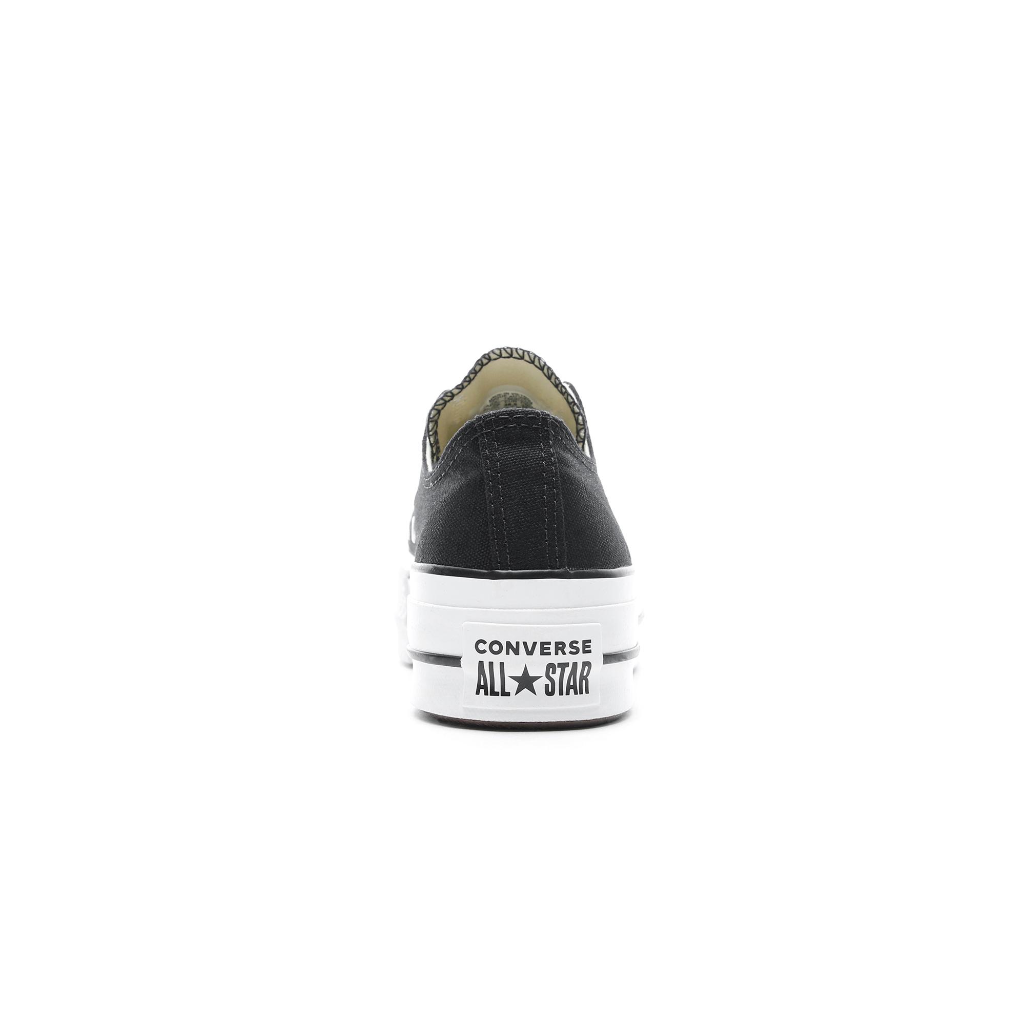 Converse Chuck Taylor All Star High Lift Kadın Siyah Sneaker