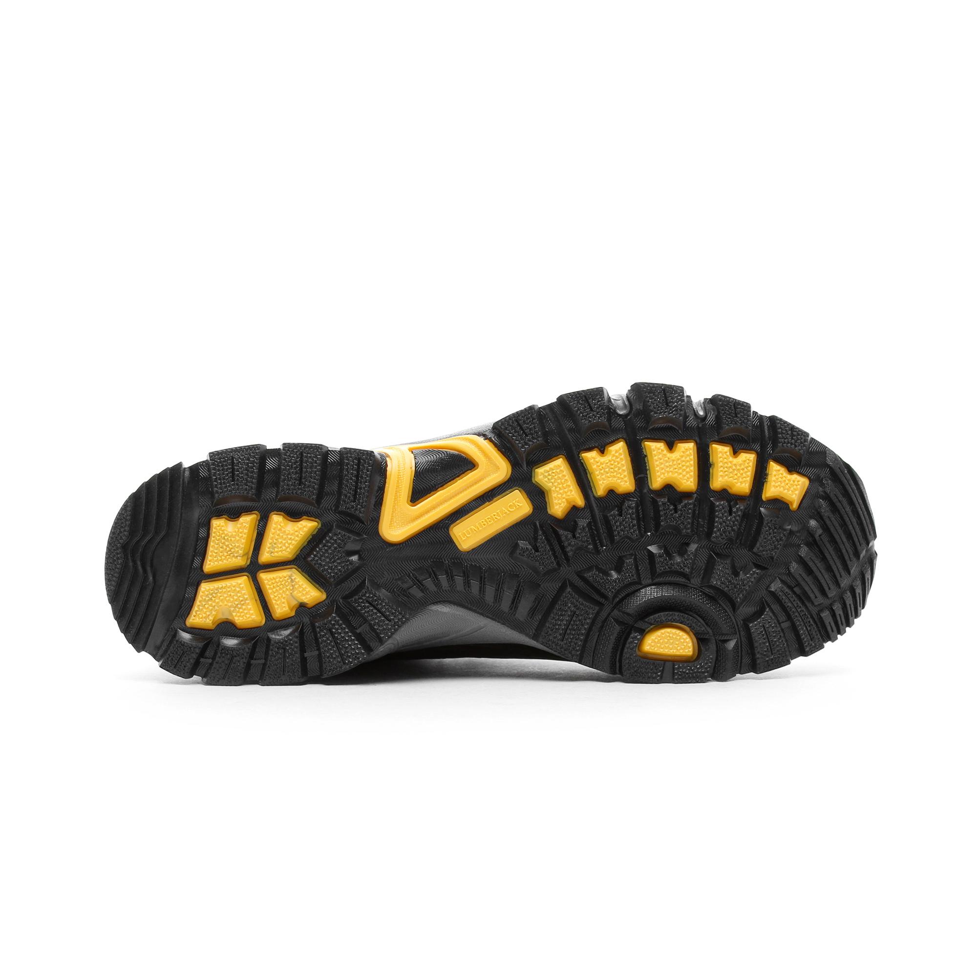 Lumberjack Erkek Siyah Flake Outdoor Ayakkabı