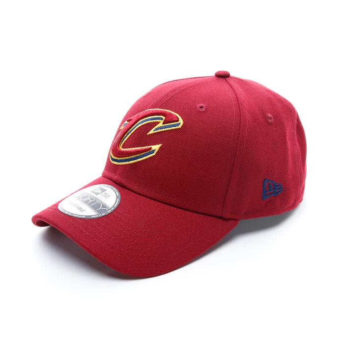 New Era Cleveland Cavaliers The League 9Forty Unisex Kırmızı Şapka