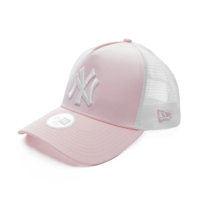 New Era MLB New York Yankees 9Forty Unisex Pembe Şapka