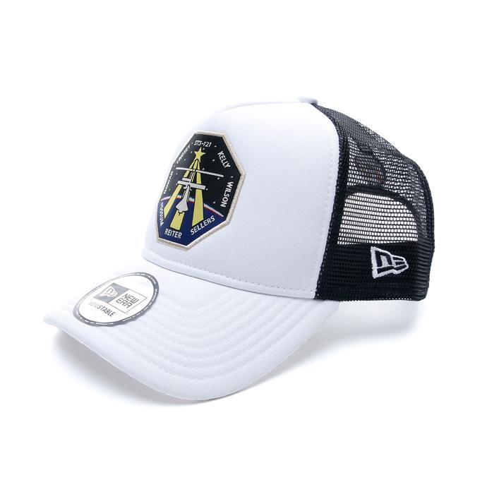 New Era International Space Archieves Trucker 9Forty Unisex Beyaz Şapka