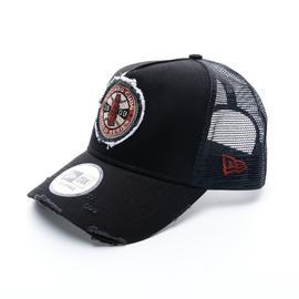 New Era Chicago Cubs World Series Patch Unisex Siyah Şapka