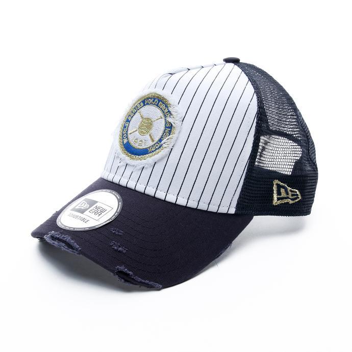 New Era New York Yankees World Series Patch Unisex Lacivert Şapka