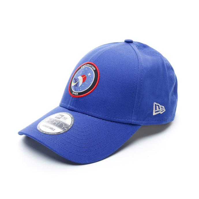 New Era International Space Archieves 9Forty Unisex Mavi Şapka