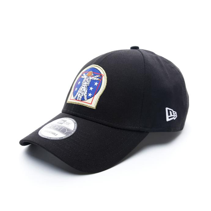 New Era International Space Archieves 9Forty Unisex Siyah Şapka