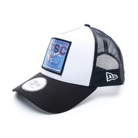 New Era Looney Tunes Bugs Bunny Trucker Unisex Beyaz Şapka