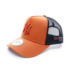 New Era New York Yankees Essential Trucker Unisex Turuncu Şapka