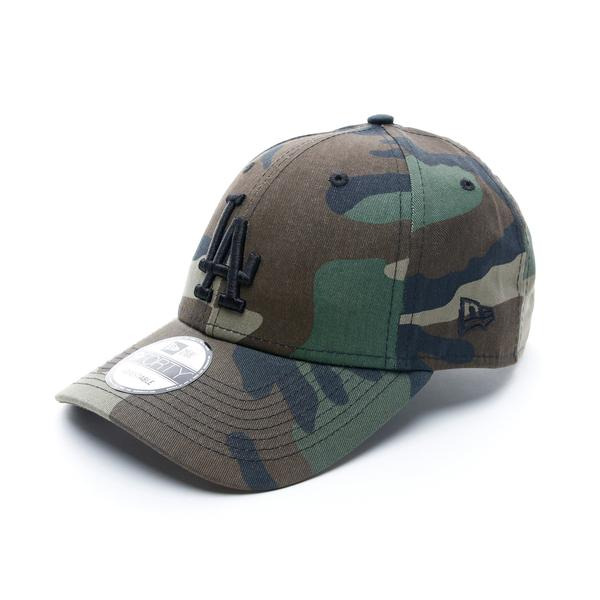 New Era Los Angeles Dodgers Essential 9Forty Unisex Yeşil Şapka
