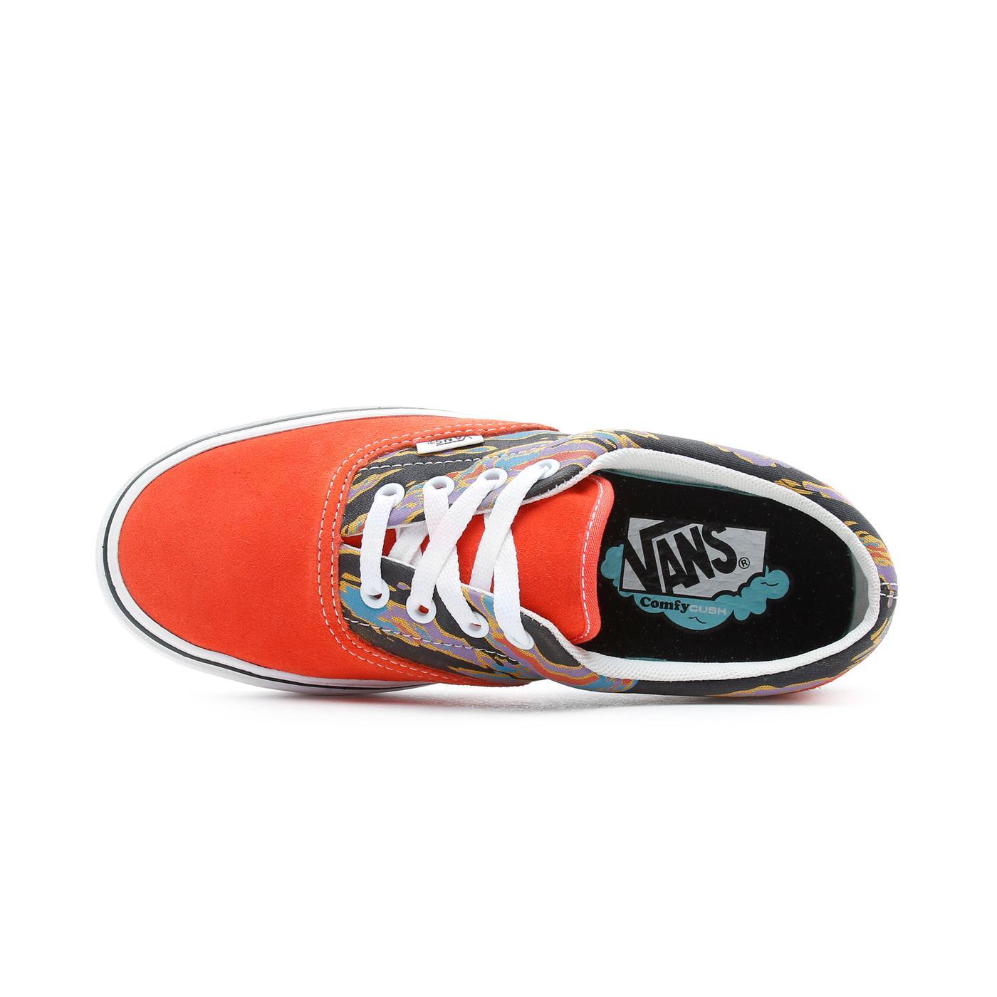 Vans Ripstop ComfyCush Era Kadın Turuncu Sneaker