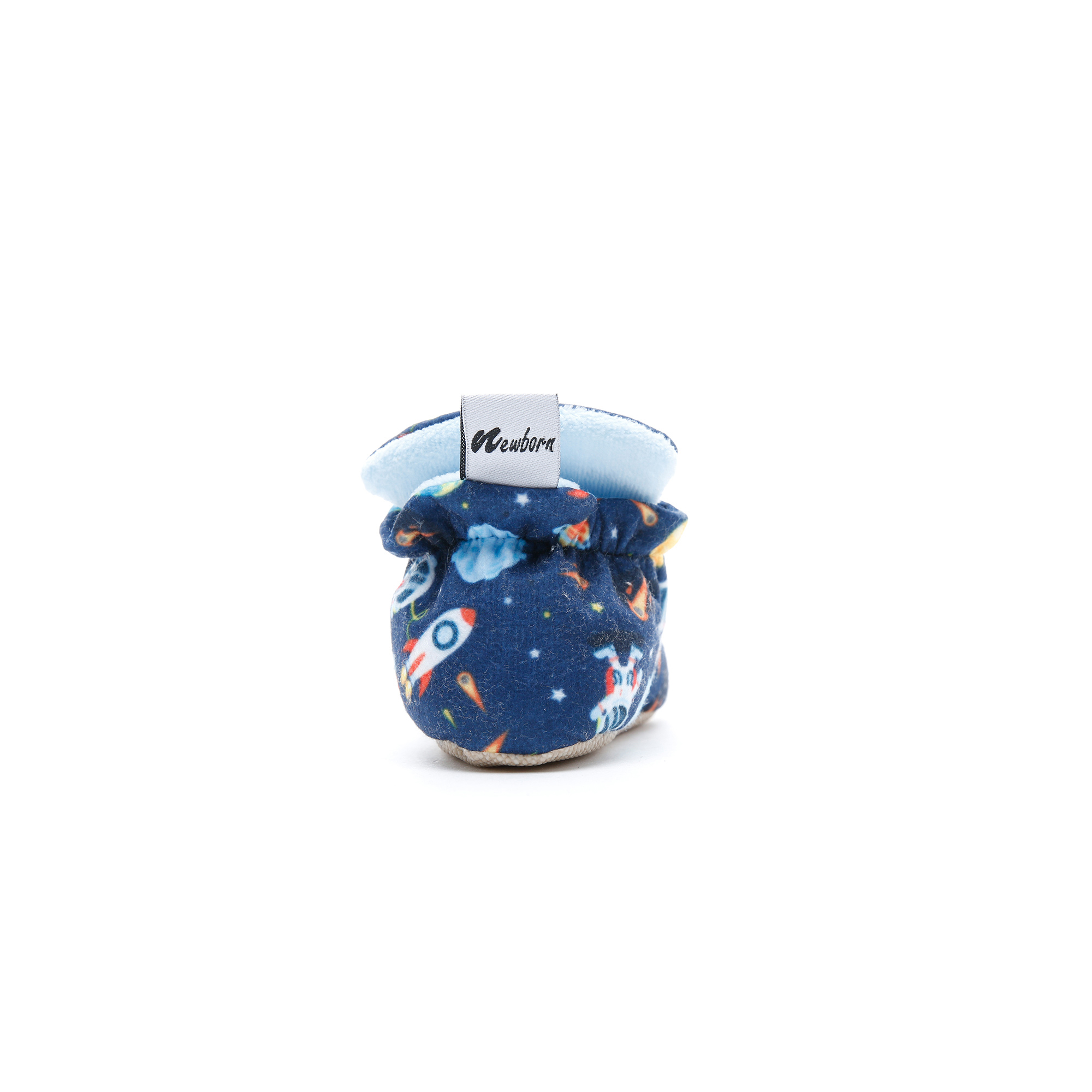 Newborn Galaxy Bebek Lacivert Panduf