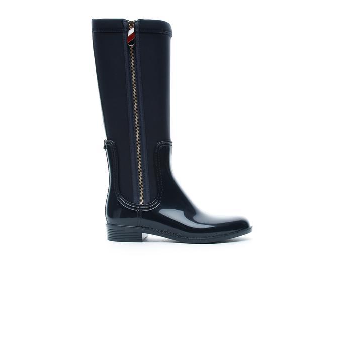 Tommy Hilfiger Kadın Lacivert Yağmur Çizmesi