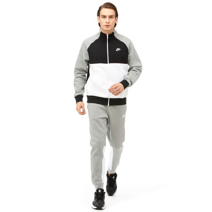 Nike Erkek Gri Eşofman Takımı
