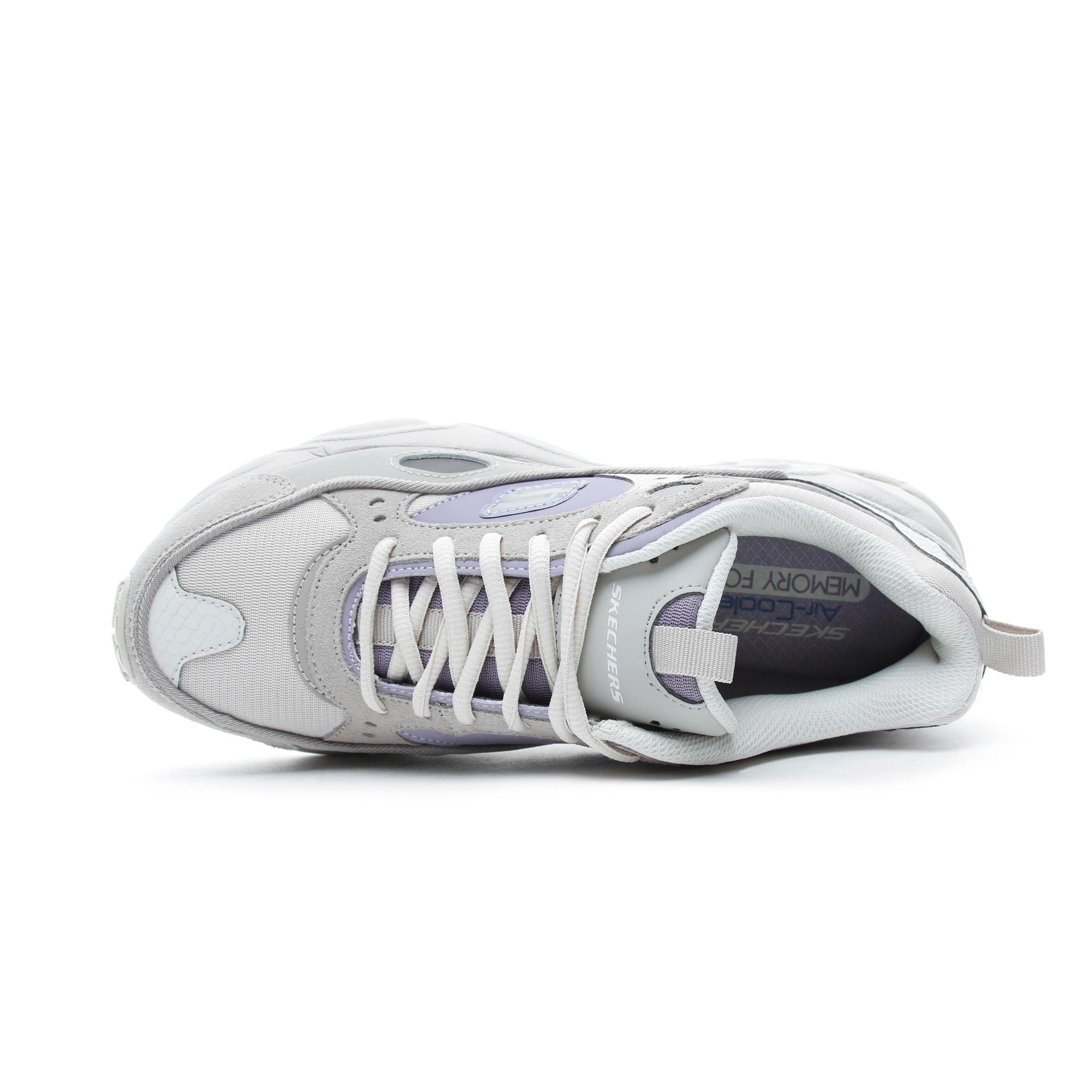 Skechers Stamina Bej Erkek Spor Ayakkabı