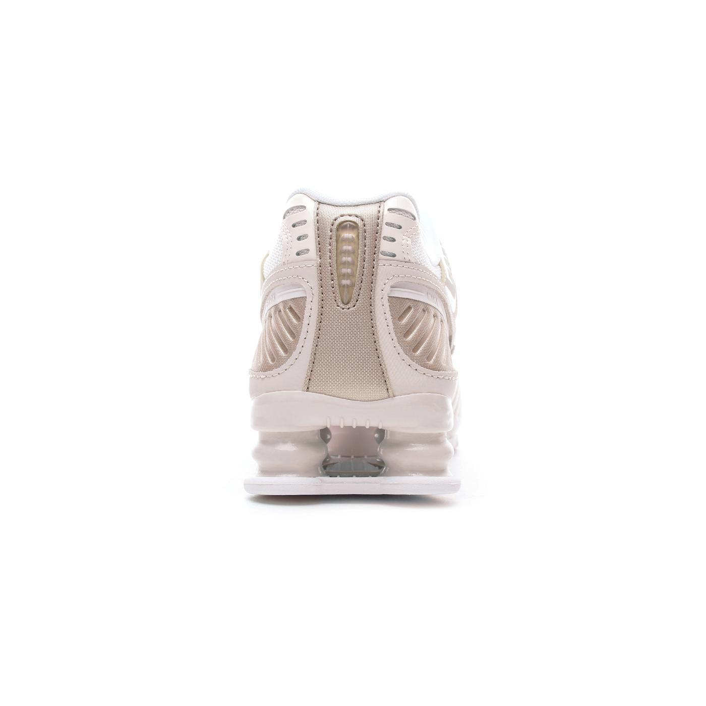 Nike Shox Enigma 9000 Kadın Bej Spor Ayakkabı