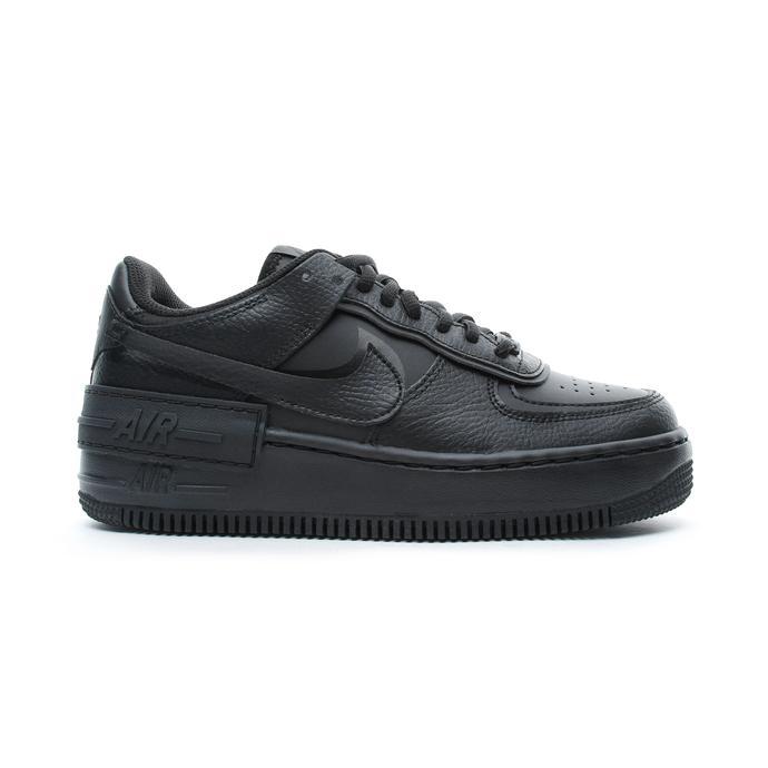Nike Air Force 1 Shadow Siyah Kadın Spor Ayakkabı