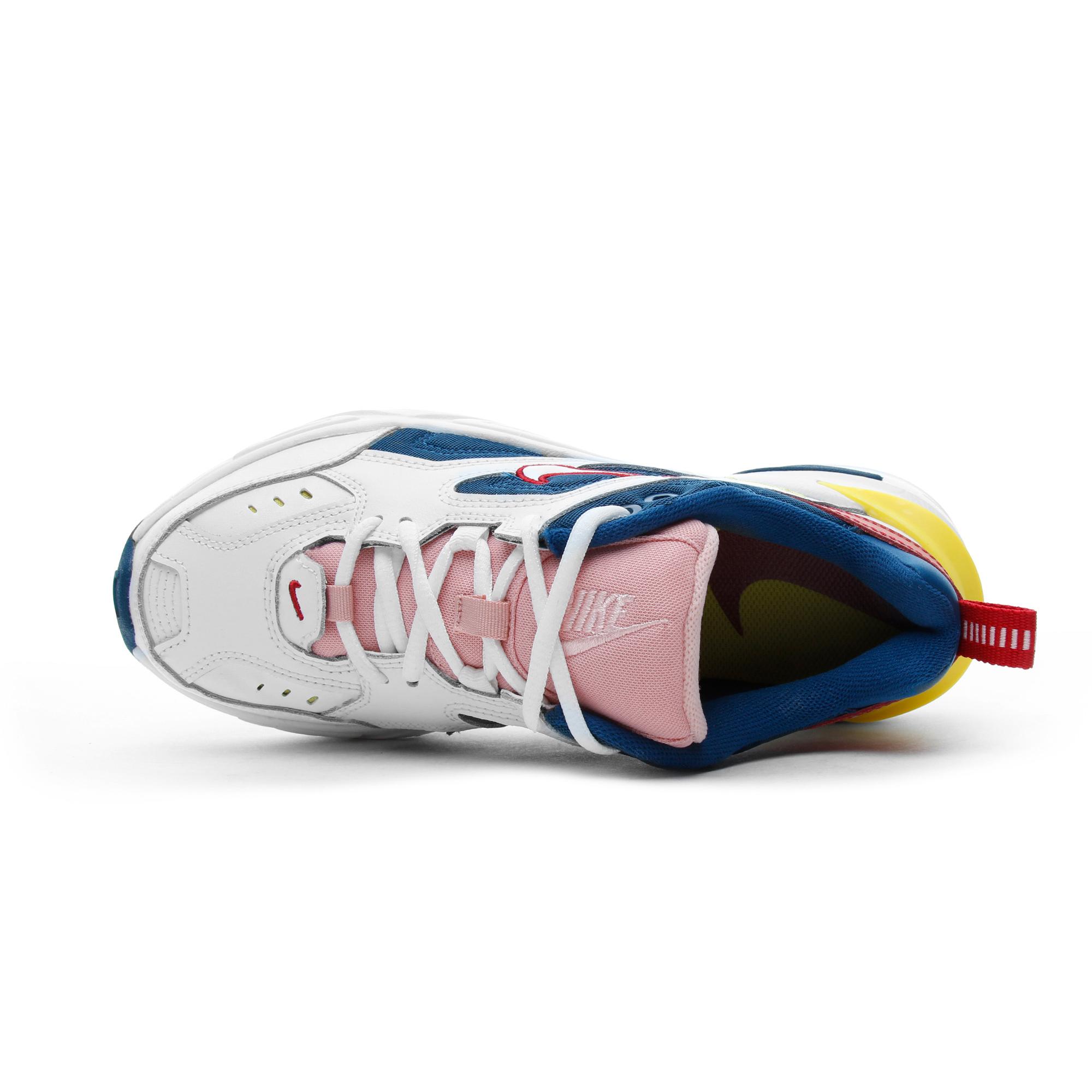 Nike M2K Tekno Mavi Kadın Spor Ayakkabı