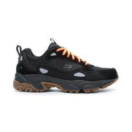 Skechers Stamina- Contic Siyah Erkek Spor Ayakkabı