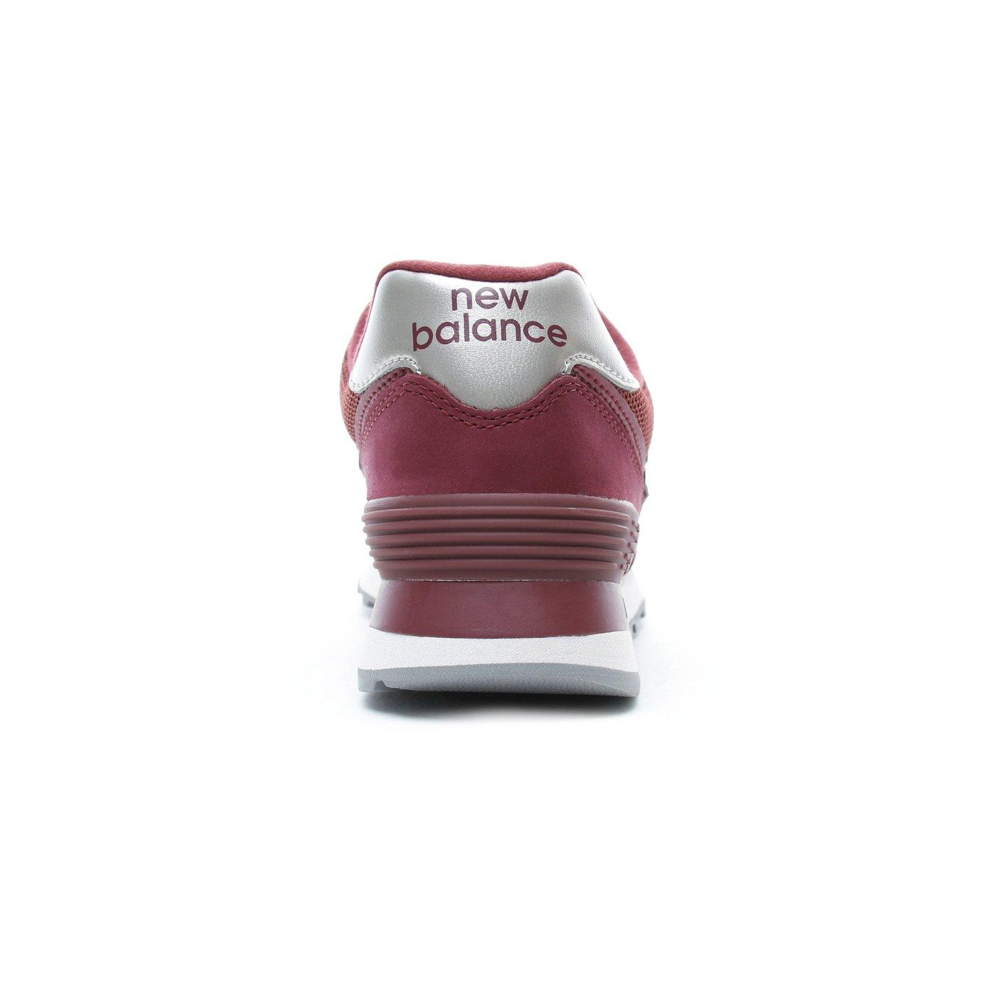 New Balance Kadın Bordo Spor Ayakkabı