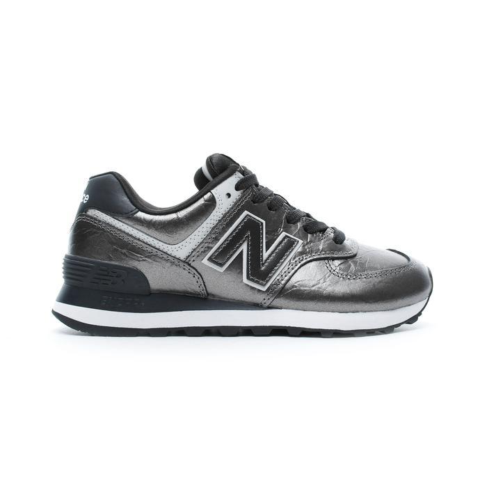 New Balance Kadın Gri Spor Ayakkabı
