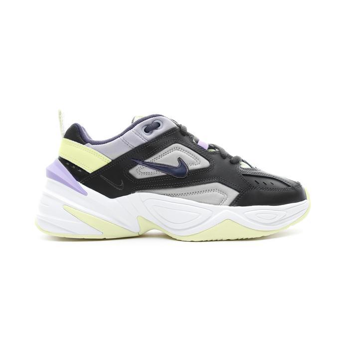 Nike M2K Tekno Kadın Gri-Sarı Spor Ayakkabı