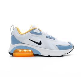 Nike Air Max 200 Kadın Beyaz-Mavi Spor Ayakkabı
