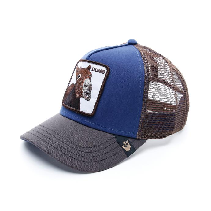 Gooring Bros Dumbass Unisex Lacivert Şapka