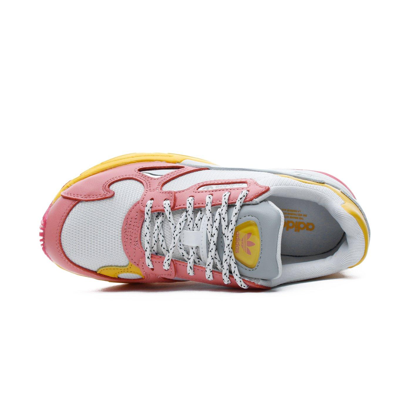 adidas Falcon Kadın Turuncu - Sarı Spor Ayakkabı