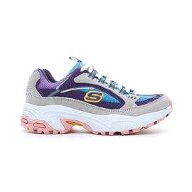 Skechers Stamina Mor Kadın Spor Ayakkabı
