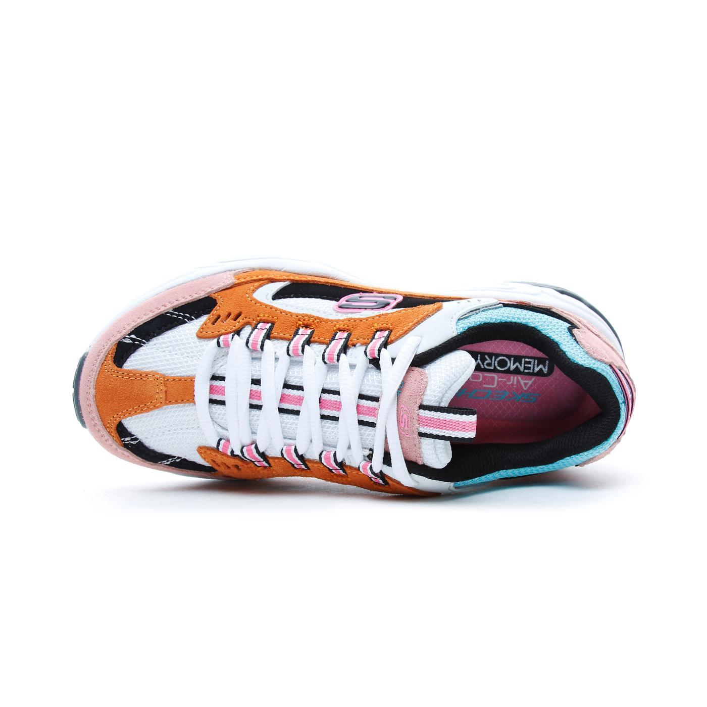 Skechers Stamina Turuncu Kadın Spor Ayakkabı
