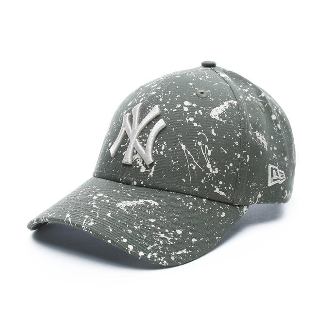 New Era Paint New York Yankees Unisex Yeşil Şapka