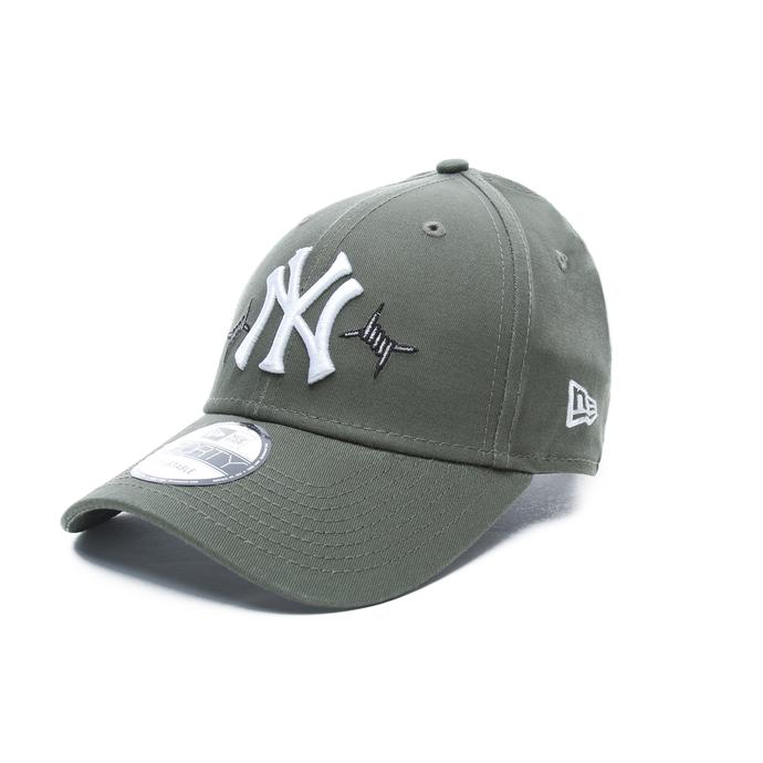 New Era New York Yankees Twine 9Forty Unisex Yeşil Şapka