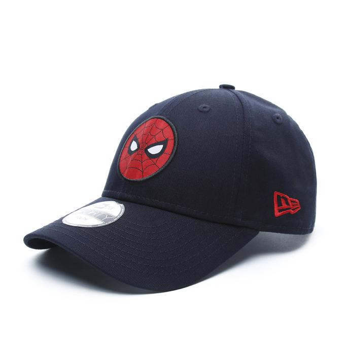 New Era Spiderman 9Forty Çocuk Siyah Şapka