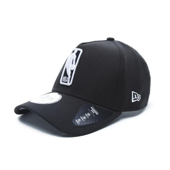 New Era NBA Logo Black Base Unisex Siyah Şapka