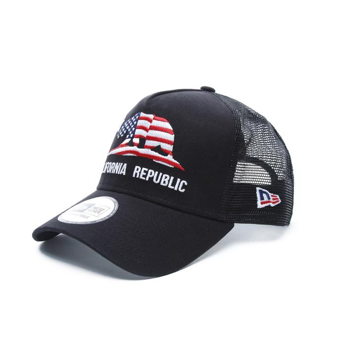 New Era Canvas California Unisex Siyah Şapka