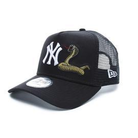 New Era New York Yankees Snake Unisex Siyah Şapka